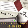 Official NaNoWriMo 2003 Winner!
